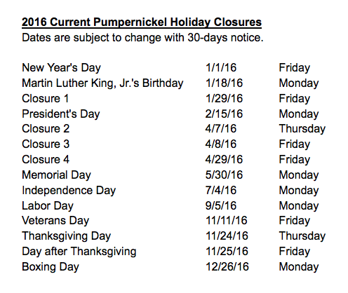holidayschedule2016ppp